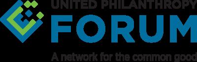United Philanthropy Forum Logo