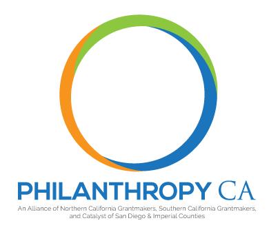 Philanthropy California Logo
